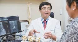 [<!HS>건강한<!HE> 가족] 재수술 힘든 <!HS>척추<!HE>관협착증도 뼈 건드리지 않고 침 놔 치료