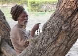 [백성호의 현문우답]붓다를 만나다5-45년째 머리를 기르는 수행자