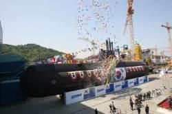 """[사진] 장보고-Ⅱ급 잠수함 """"유관순함"""" 연말 실전 배치"""