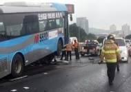 '졸음운전'버스업체 사업계획 무단변경…7대 허가받고 5대 만 운행