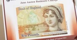 영국, 10파운드 지폐 새 얼굴에 '제인 오스틴'…여왕 이어 두번째 여성 인물