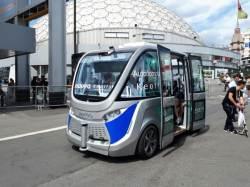 [<!HS>J가<!HE> <!HS>타봤습니다<!HE>]파리엔 이미 자율주행 버스가 다닌다…공항·캠퍼스 내 이동수단 돼