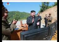 """""""미사일 발사장 인근서 김정은 전용차 포착"""""""