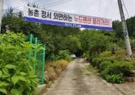 """[속보]제천 누드펜션 폐쇄될 듯…복지부 """"미신고 숙박업 시설"""" 결론"""
