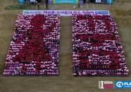 플랜코리아, 걸스카우트와 '소녀의 꿈' 상징하는 카드섹션 이벤트