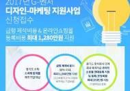 '2017년 G-벤처 디자인-마케팅 지원 사업' 금형 제작&온라인 쇼핑몰 등록비 지원