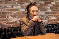 """[인터뷰③] 백윤식 """"도빈·서빈 '2세 배우' 부담될것…마이너스 더 많다"""""""