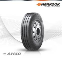 한국타이어, 대형 카고 트럭용 타이어 신상품 'AH40' 출시