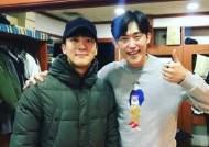 """""""이 조합 훈훈""""... 민진웅X하석진, '혼술남녀' 의리"""