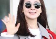 """[공식전문] YG 측 """"최지우, 오늘 비공개 결혼식…신랑은 일반인"""""""