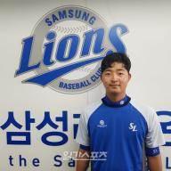'수방사 1경비단 출신' 삼성 김호재의 '굴곡진' 야구인생