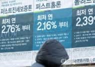 마이너스통장·신용대출 비중 역대 최고