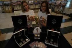 풍산화동양행, 러시아 월드컵 기념주화 판매