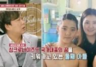 변진섭 아들, 수중 발레 금메달 따고 국가대표 자격 논란