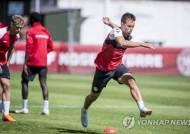 [월드컵] 덴마크의 팀워크, 득녀한 동료 위해 전용기 깜짝 선물