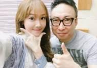 """'라디오쇼' 박명수 """"제시카와 부른 '냉면', 8년째 사랑받는 중"""""""