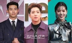 택연·바로·리지, 배우 회사로 향한 아이돌