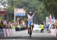 사이클 나아름, 자카르타 AG 여자 도로 금메달