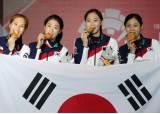 1m64㎝ 김지연, 1m81㎝ 만리장성 허물다