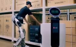 LG전자, 장애인·노약자가 걷게하는 '웨어러블 로봇' 공개