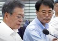 """장하성, 패러다임 전환론에…한국당 """"수학적으로 불가. 소주방 해임해야"""""""