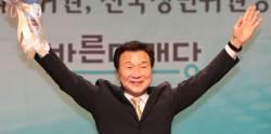 [<!HS>포토사오정<!HE>]손학규 신임 당대표 취임 첫일성은?