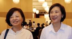 유은혜·진선미까지···<!HS>문재인<!HE> 정부 '더좋은미래' 전성시대