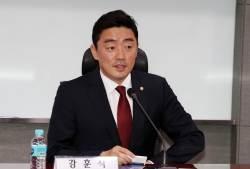 """강훈식 """"소득주도성장 포기하면 <!HS>이명박<!HE>·박근혜 정부와 다를 것 없어"""""""