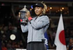 오사카 나오미, 윌리엄스 꺾고 US오픈 우승