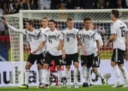 '전차군단' 독일 축구, 월드컵 한국전 패배 후 A매치 첫 승리