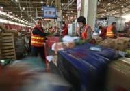 영국내 우편 배달보다 중국서 오는 우편물이 더 싼 이유는?