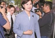 유은혜, 남편 회사 이사를 보좌진 채용 … 공무원법 위반