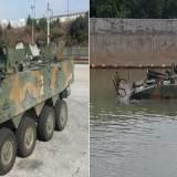 강·하천 달리고, 지뢰도 견디는 장갑차···보병부대 배치