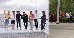 """""""I Was Travelling Abroad and BTS Passed by Like This"""""""