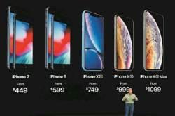 갤노트9보다 큰 6.5인치 … 아이폰, 국내 최고 200만원 예상