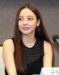 """구하라 측 """"남친과 다투다 본인도 다쳐…현재 입원 중"""""""