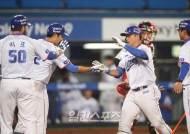 '양창섭 6승+3홈런' 삼성, LG 6-1로 꺾어