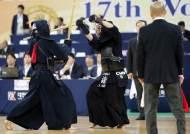 한국 검도, 세계선수권 단체전 준우승...결승서 일본에 분패