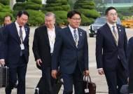 북한 함께 간 이해찬·이재용·지코는 누구 만날까