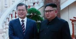 "<!HS>김정은<!HE> ""남북이 정말 가까워졌구나…文대통령 덕분"""