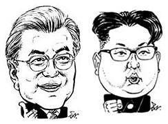"""""""김정은과 흉금 터놓고 비핵화 대화 나누겠다"""""""