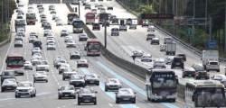 명절엔 차량사고 더 많다…안전벨트 미착용자 사망률 3배 높아