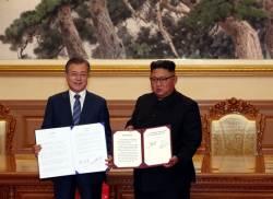 평양공동선언, 김대중·<!HS>노무현<!HE> 대통령 때와 달라진 점은?