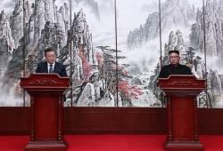 김정은의 비핵화 방안, 왜 문 대통령이 설명했나