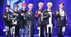 """""""Role Model=BTS""""… Rookie Boy Band LUCENTE Say Their Dream Is Billboard Awards"""