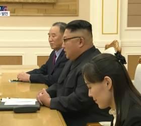 유사시 타격 대상인 <!HS>북한<!HE> 심장부 … <!HS>노동당<!HE> 본청 남측 언론에 첫 공개