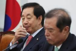 "[<!HS>포토사오정<!HE>]김성태<!HS>,<!HE>""어디에도 실질적 비핵화 조치 없다"" 반발..."