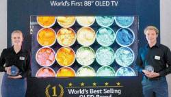 [힘내라! 대한민국 경제] 올 상반기 올레드 TV 판매 2배로 … 선제적 차별화 성공