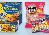 [맛있는 도전] 초코칩과 젤리 '착한 포장 프로젝트' … 변함없는 가격에 더 푸짐해졌다