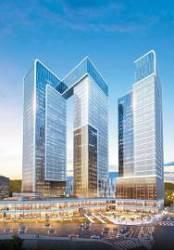 [분양 포커스] 디자인 컨벤션 공간 특화 지식산업센터, 길이 220m 스트리트몰 'GIDC Mall'도 분양